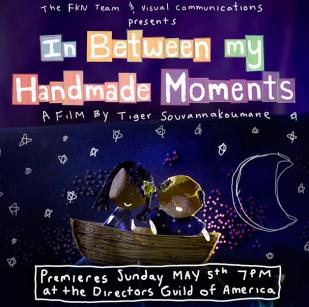 """In Between My Handmade Moments"" Social Media Banner"